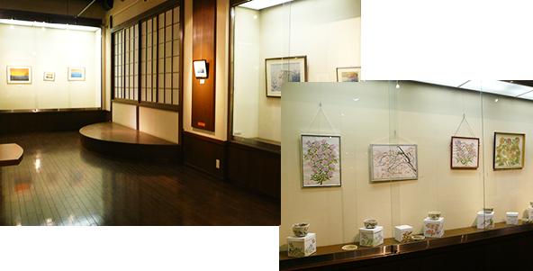 高原の画廊「飛騨乃風」