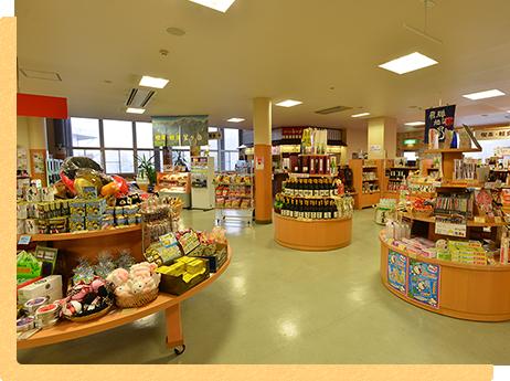 新穂高温泉駅 売店コーナーで思い出に残るお土産を探してみよう