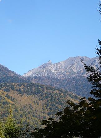 야리가타케 산