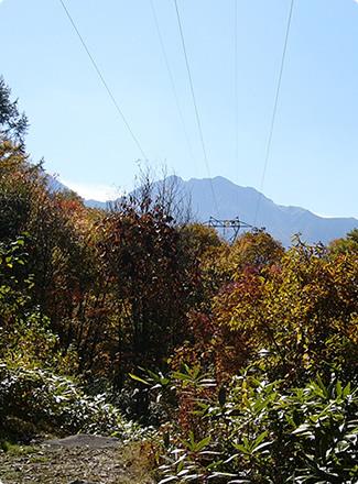 야케다케 산