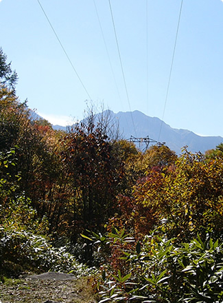 Mt.Yakedake
