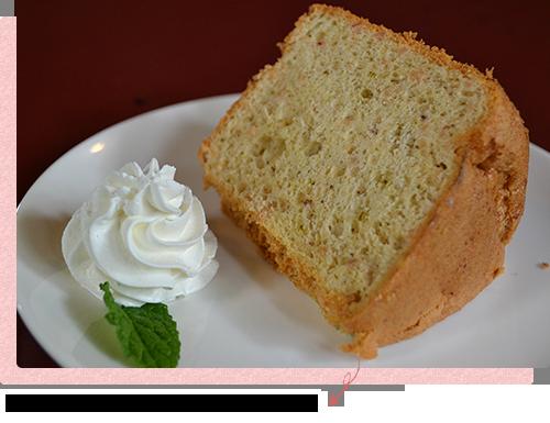重音的雪芳蛋糕花椒是变成癖性的1种