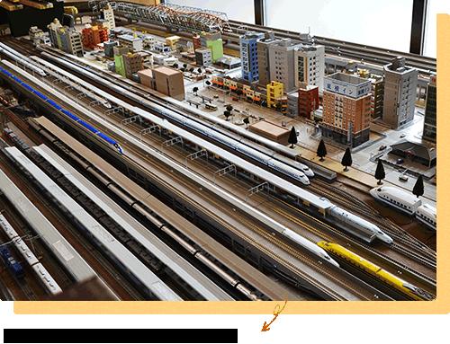 实际上能驾驶铁道世界全景大圆球!