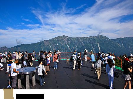 """春天""""nishihokun也""""山頂車站瞭望台、夏天的山頂車站瞭望台、冬天登場"""