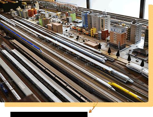 實際上能駕駛鐵道世界全景大圓球!