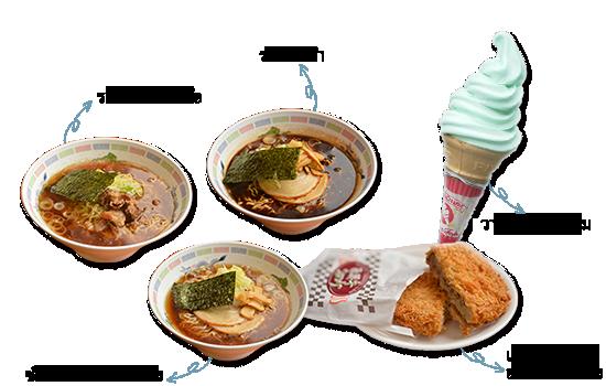 """ร้านกาแฟและอาหารว่าง""""คาซากาตาเกะ"""""""