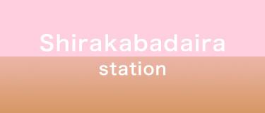 Shirakabadaira station
