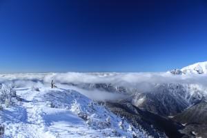 【最優秀賞】矢野一馬様「雲上のホワイトロード」